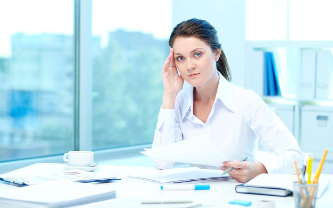 ¿Sabías que el estrés puede provocar periodontitis?