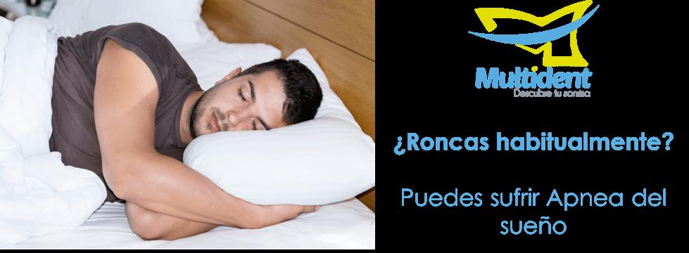 Apnea del sueño: ronquido y otros síntomas (I)